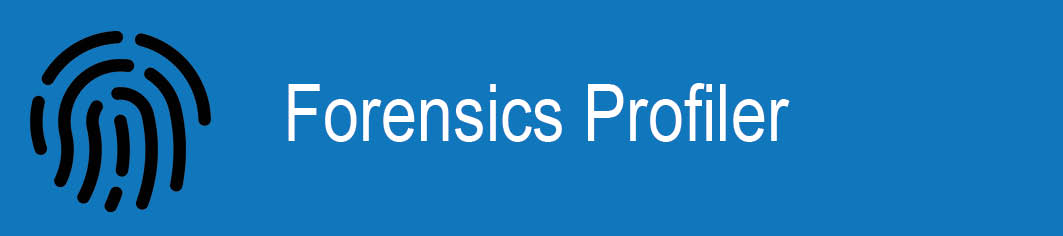 Forensics Profiler
