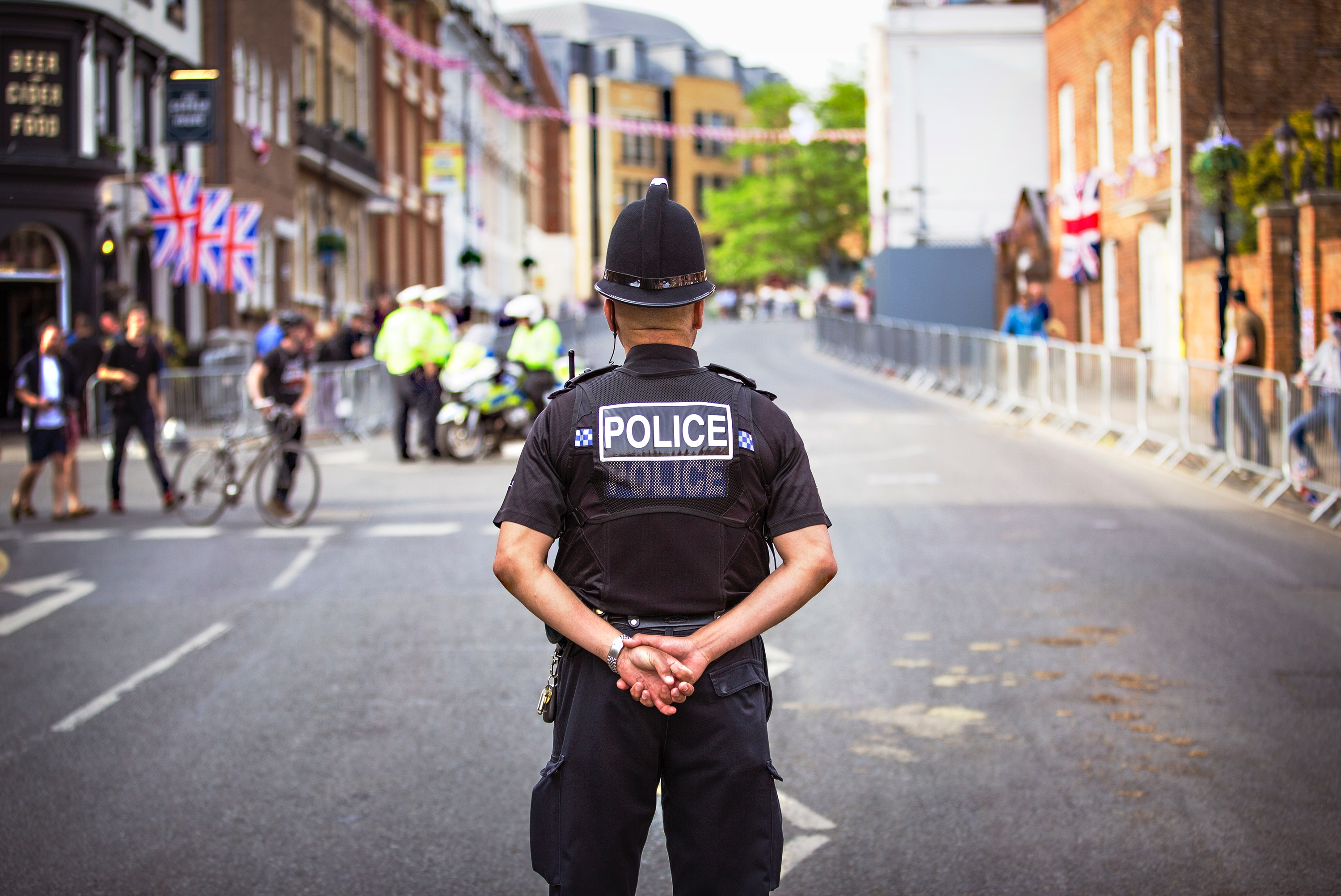 Policing - additional officers